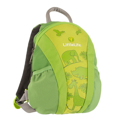 LittleLife Runabout Toddler Daysack Green