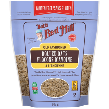 Bob\'s Red Mill Gluten Free Old Fashioned Rolled Oats