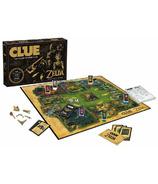 Clue Zelda