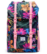Herschel Supply Little America Youth Backpack Jungle Floral Peacoat & Peony
