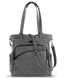 Lug Ace 2 Convertible Tote Heather Grey