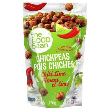 The Good Bean Crunchy Chickpeas Chili Lime
