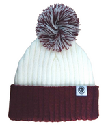 Headster Two Tone Burgundy
