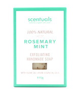 Scentuals 100% Handmade Natural Soap Rosemary Mint