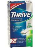 Thrive Nicotine Polacrilex Gum