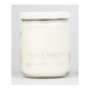 Fenwick Candles No.3 Peppermint Large