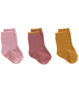 Lassig Baby & Kids Socks Assorted Rosewood