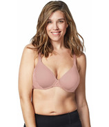 Bravado Belle Underwire Nursing Bra Rose Dust