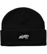 Headster Kids Lil Hipster Black Tuque
