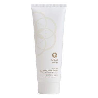 Natural Being Manuka Hand & Body Cream All Skin Types