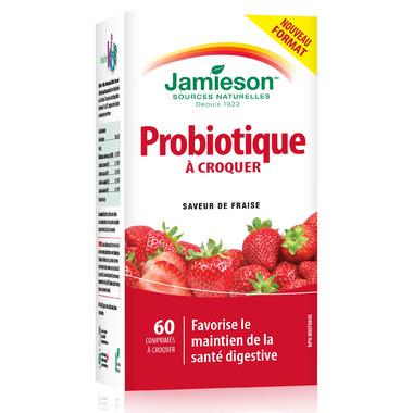 Jamieson Chewable Probiotic