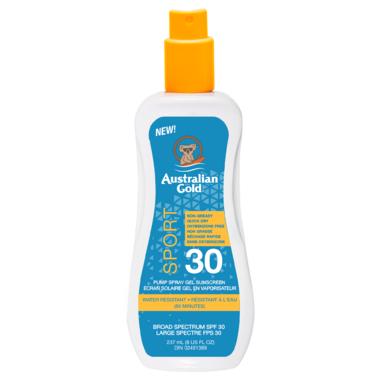 Australian Gold SPF 30 Spray Gel Sport