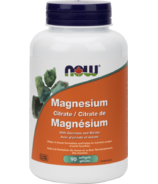 NOW Foods Magnesium Citrate Softgels