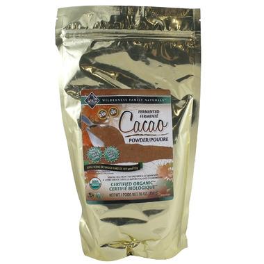 Wilderness Family Fermented Cacao Powder