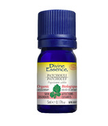 Divine Essence Patchouli Organic Essential Oil