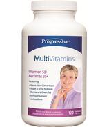 Progressive MultiVitamins For Women 50+
