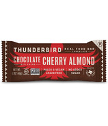 Thunderbird Real Food Bars Chocolate Cherry Almond