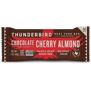 Thunderbird Real Food Bars Chocolate Cherry Almond