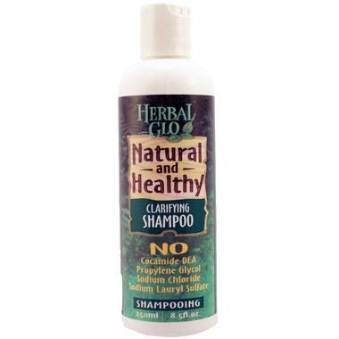 Herbal Glo Clarifying Shampoo
