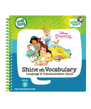 LeapFrog LeapStart 3D Disney Princess Shine Activity Book