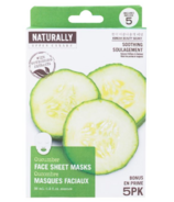 Naturally Upper Canada Cucumber Face Mask