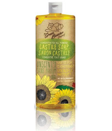 Green Beaver Sunflower Liquid Soap Unscented