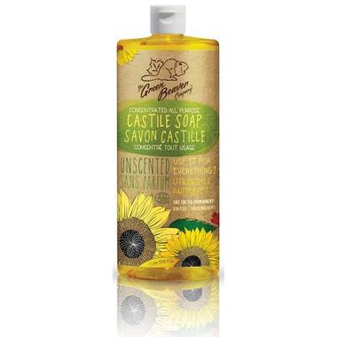 Green Beaver Sunflower Liquid Soap Unscented