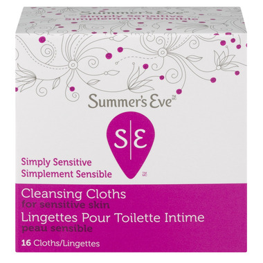 Summer\'s Eve Cleansing Cloths
