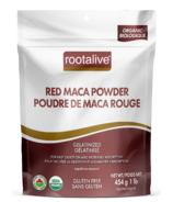 Rootalive Organic Gelatinized Red Maca Powder