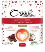 Organic Traditions Latte Red Velvet édition limitée