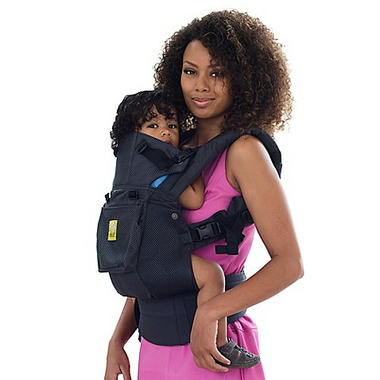 Lillebaby Complete Airflow Baby Carrier All Charcoal