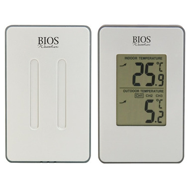 Buy Bios Indoor Outdoor Wireless Thermometer at Well.ca  bf45f63826cf7