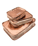MYTAGALONGS Odessey Packing Pods Rose Gold