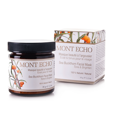 Mont Echo Naturals Age Defense Facial Mask