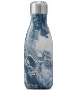S'well Elements Collection Stainless Steel Water Bottle Blue Granite