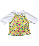Applecheeks Swim Shirt Bloom