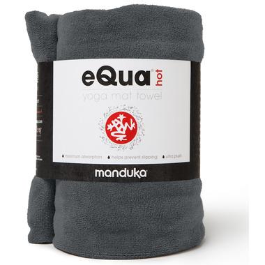 Manduka eQua HOT Hand Towel Thunder