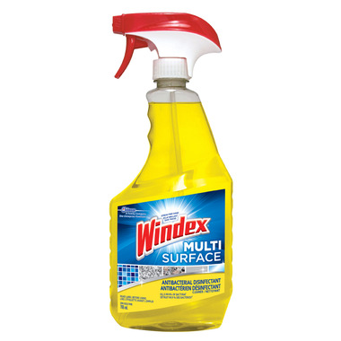 Windex Multi Surface Antibacterial Disinfectant Cleaner
