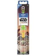 Oral-B Kid's Battery Toothbrush Star Wars The Mandalorian Soft Bristles