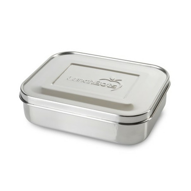 LunchBots Trio2 Stainless Steel