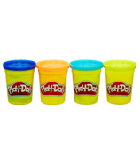 Hasbro Play-Doh Bold Colour Pack