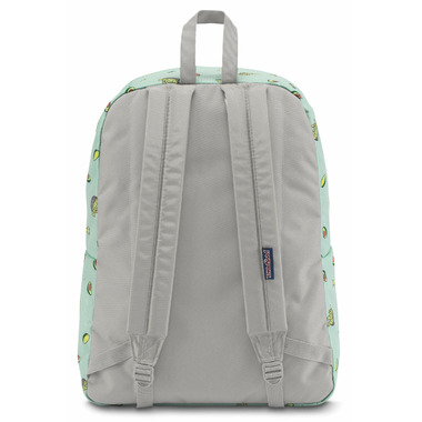 Jansport Super Break Backpack Avocado Party
