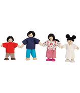 Plan Toys Doll Family Asian