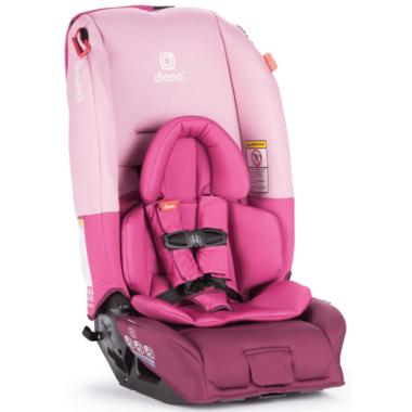 Diono Radian 3RX Convertible Car Seat Pink