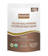 Rootalive Organic Gelatinized Yellow Maca Powder