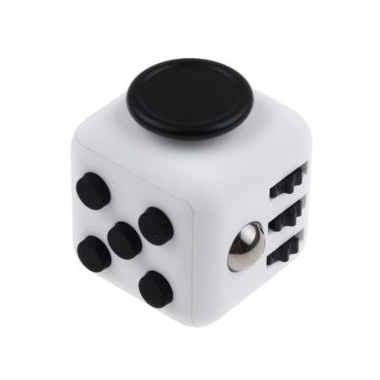 Twin Tiger The Cube Fidget