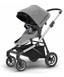 Thule Sleek Stroller Grey Melange