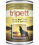 PetKind Tripett Green Beef Tripe with Duck and Salmon