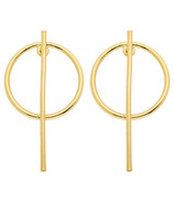 Foxy Original Beatrix Earrings Gold