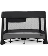 4Moms Breeze Plus Playard Black & Grey